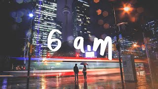 Viktoria Liv - 6 AM in Toronto (Lyrics)
