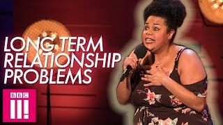 Long Term Relationship Problems: Best Bits of Desiree Burch's Live From The BBC