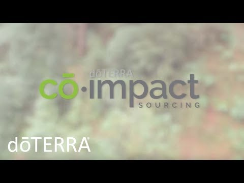 doTERRA's Impact on Developing Countries