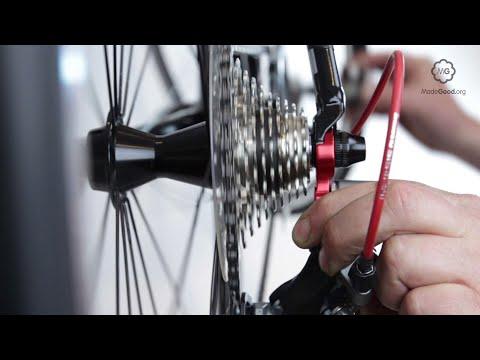 How To Adjust The B Screw On A Rear Bike Derailleur - Naijafy