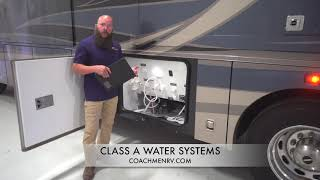 Coachmen Class A Quality Assurance: Water Systems