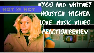 Kygo & Whitney Houston   'Higher Love' Music Video Reaction|Review