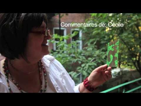 Commentaires de Cécile Auclair