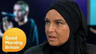 Sinead O'Connor Claims Prince Tried to 'Beat Her Up' | Good Morning Britain