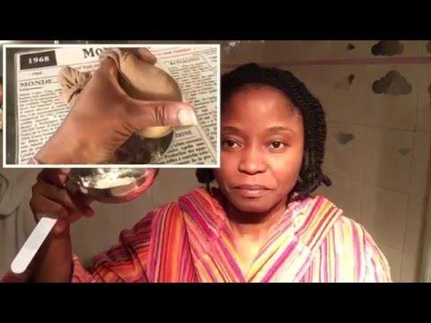 Le traitement du foie à la pigmentation sur la personne