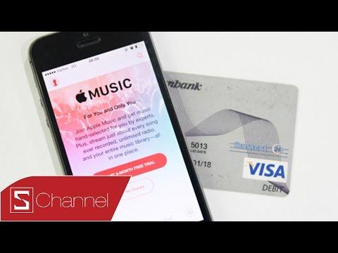 Schannel - Dùng thử Apple Music : Giá dùng tại Việt Nam chỉ 60.000đ