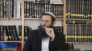 איסור והיתר סימן צו סע' א-ג הרב אריאל אלקובי שליט''א