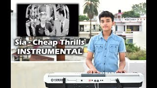 Sia-Cheap Thrills | Instrumental