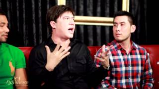 The Luminesce, Gay lifestyle Interview - Part 2/4
