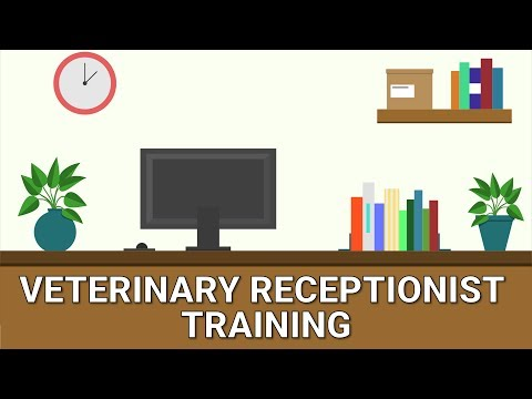 Veterinary Receptionist Training - YouTube