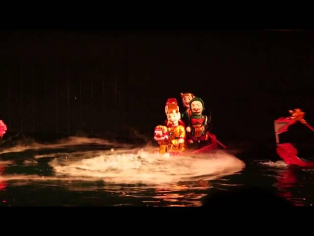 Tìm hiểu múa rối nước – Water puppetry – Vietnam's cultural heritage