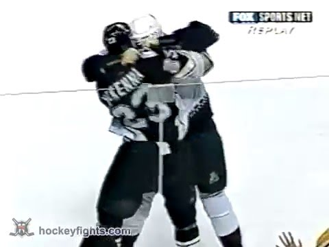 Andrei Nazarov vs. Steve McKenna