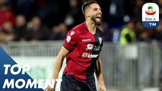 Pavoletti scores twice to bag home victory   Cagliari 2-1 Parma   Top Moment   Serie A
