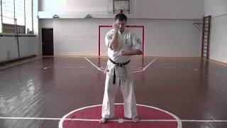 Техника кёкусинкай каратэ на 10-кю