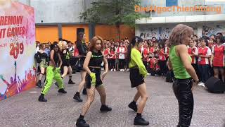 190317 [Fancam]What You Waiting For - Z-GIRLS In HO CHI MINH CITY VIET NAM  #ZSTAR #ZGIRLS