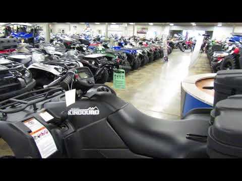 2018 Suzuki KingQuad 750AXi Power Steering Special Edition in Romney, West Virginia