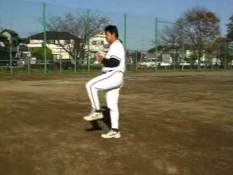 【小学生】キャッチボール投げ方