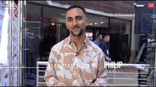 Plilip Fimmano | פיליפ פימאנו בראיון בלעדי בוועידת האדריכלות והעיצוב של מרכז הבנייה 2019