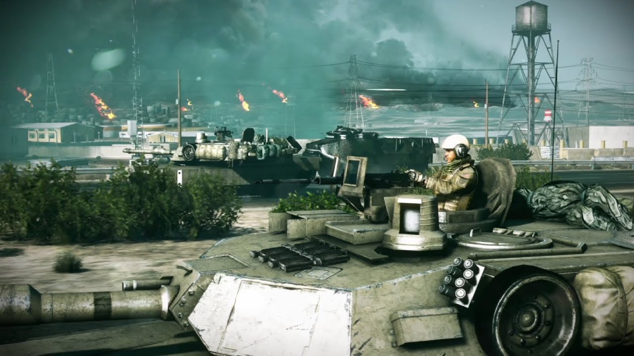 This Is Battlefield 3's Launch Trailer