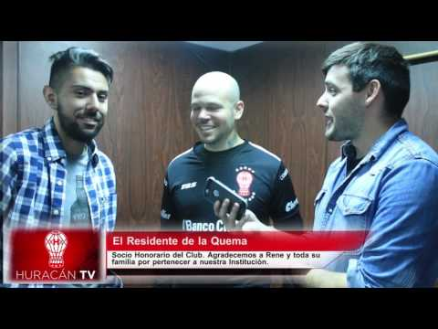 Huracán TV – Nuevo programa temporada 2017