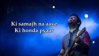 Ki Honda Pyaar Lyrics | Jabariya Jodi | Arijit Singh - YouTube
