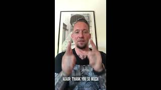 "VOLBEAT   A Message From Michael [""Last Day Under The Sun""]"