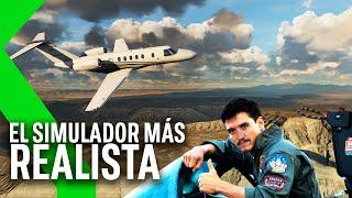 FLIGHT SIMULATOR 2020 Tras haberlo jugado: 7 puntos que lo hacen el SIMULADOR DE VUELO MÁS REALISTA