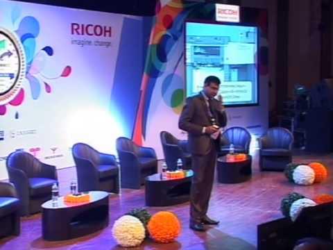 Print Summit 2014 : Ajay Agarwal, Insight Communication at Print Summit 2014