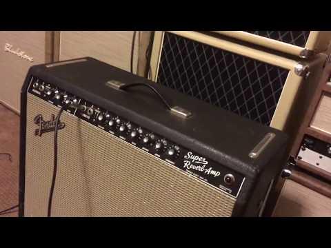 Henry SRT+ Guitar Amplifier Vox AC10 SRT Super Reverb Twin