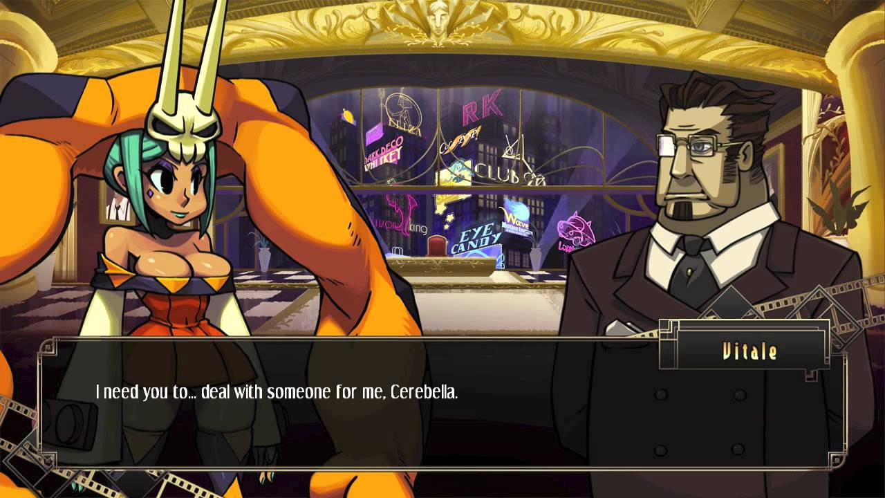 Dev Diary: Skullgirls is a Feature-Rich PSN Fighter