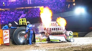 Tractor Pulling - Unlimiteds - Full Class - AHOY 2019