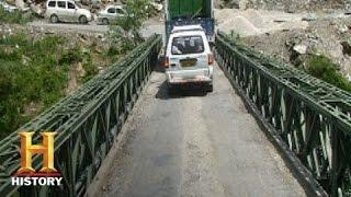 IRT Deadliest Roads: Single Lane Bridge | History