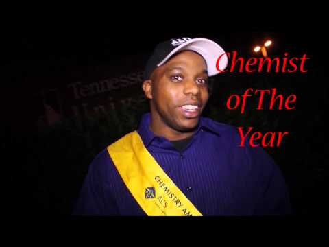 Life of a Black Chemist: Chemist of the Year