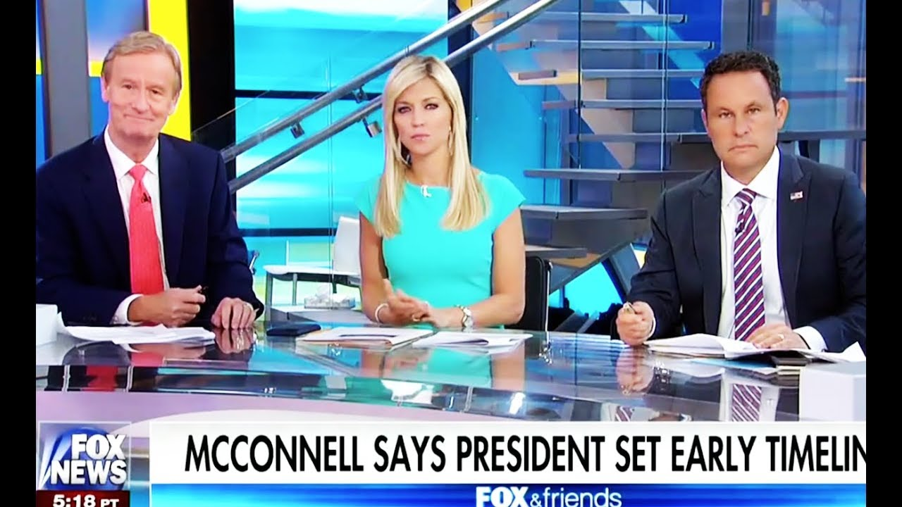 Fox News Fighting Trump's Battle Against McConnell thumbnail