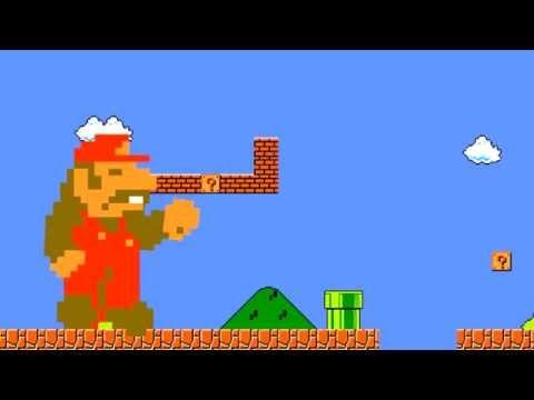 Mario má problém - Dorkly Bits