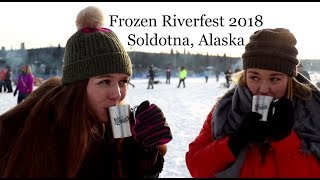 Frozen Riverfest 2018 - Soldotna, Alaska