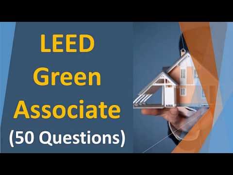 LEED Green Associate Exam Prep - LEED Practice Test Questions ...