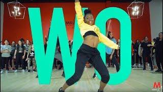 "Olamide - "" Wo!! "" | Phil Wright Choreography | IG : @phil_wright_"