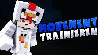 MOVEMENT TRAINIEREN + MC PROFI :^)