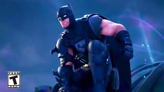 Fortnite Batman Trailer