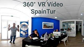 Анонс  агентства SpainTur 360° VR VIDEO, Аликанте, Испания. Недвижимость в Испании в 360