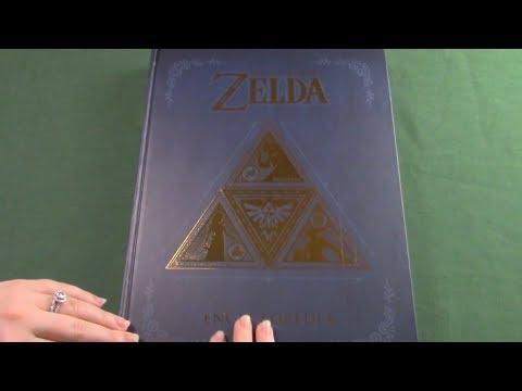 ASMR The Legend of Zelda Encyclopedia
