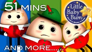 Humpty Dumpty | Little Baby Bum | Nursery Rhymes for Babies | Videos for Kids