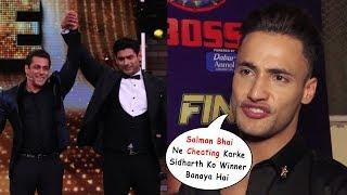 Asim Riaz Reaction On Siddharth Shukla Winning Bigg Boss 13 & Salman Khan