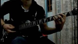 Sarah Yellin' - 3 Doors down Guitar x)