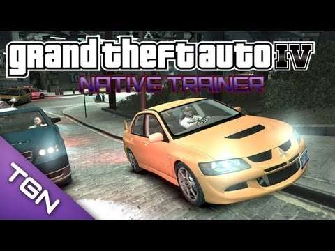 How to Install the Simple Native Trainer for GTA IV on PC
