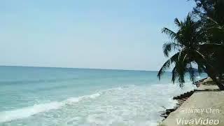 preview picture of video 'SaBah ocean beach Villas Karambunai kota kinabalu'