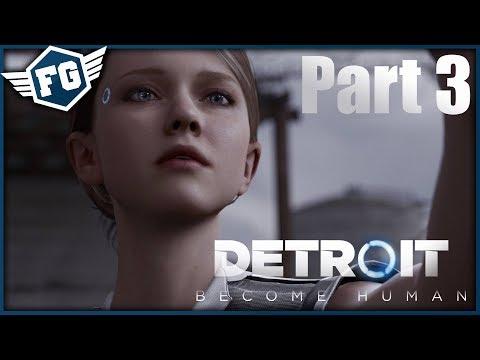 NAPĚTÍ ZAČÍNÁ - Detroit: Become Human #3