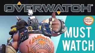 Overwatch Special Compilation   Best Moments   Fun Montage   POTG   PS4 PRO Amazing 60fps Gameplay