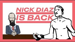 Nick Diaz is Back! MMA Squared Ep. 10